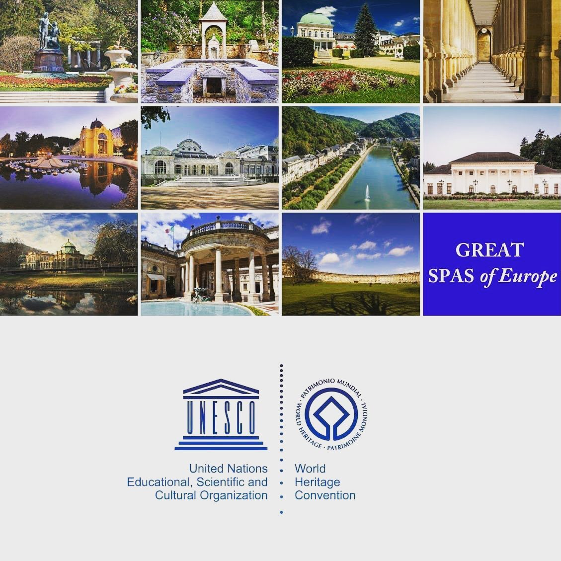 Great Spas of Europe. Photo: From Facebook site. https://www.facebook.com/ImperialFrantiskovyLazne/photos/a.3392732740814952/4118390091582543/